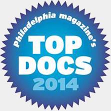 Philadephia Magazine Top Docs 2014