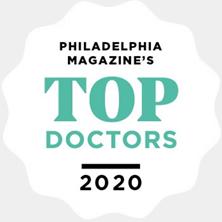 Philadephia Magazine Top Doctors 2020
